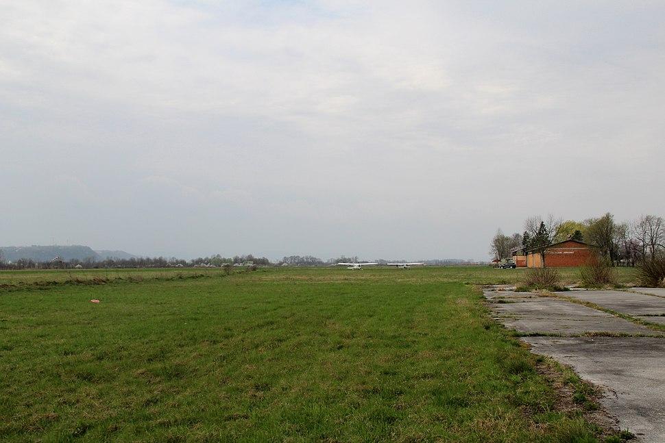 Selo Divci - opština Valjevo - zapadna Srbija - sportski aerodrom 1