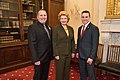 Senator Stabenow meets with representatives of the Sterling Heights Fire Fighters Union (33309514935).jpg