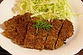Sesame pork cutlet (2238267183).jpg