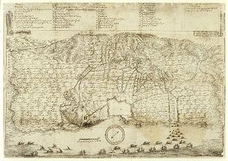 Siege of Barcelona (1651) - Image: Setge de Barcelona de 1652