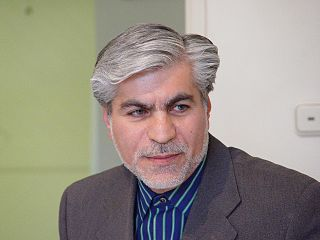 Mohammad Hossein Adeli Academic, diplomat, economist, politician
