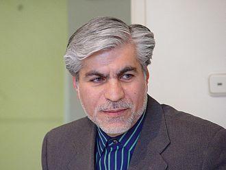 Mohammad Hossein Adeli - Image: Seyed Mohammad Hossein Adeli