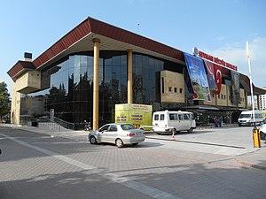 Seyhan Cultural Center - Image: Seyhan Theatre 1