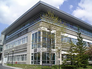 Applied Science Building at Simon Fraser Unive...