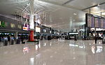 Shanghai Hongqiao International Airport Terminal 2 Check in Hall 20121117.JPG