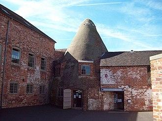 Swadlincote - Sharpe's Pottery Museum