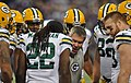 Shawn Slocum and Packers special teams in 2012.jpg