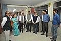 Shefali Shah Talking With NCSM Staff - NCSM HQ - Kolkata 2017-12-14 6491.JPG