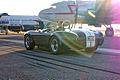 Shelby AC Cobra 1965 Clone Passing DC3s 02 SNF 04April2014 (14399740469).jpg
