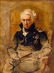 Portrait of Admiral Alexander S. Shishkov (1754-1841)
