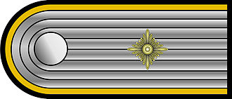 Obersturmführer - Image: Shoulder wss ill obersturmf