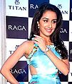 Shraddha Kapoor launches the Raga Pearls collection of watches by Titan. (6).jpg