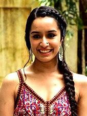 Shraddha Kapoor - Wikipedia