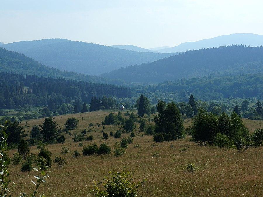 Nadsiansky Regional Landscape Park