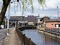 Side of Urajikken River Zaimoku Saga.JPG