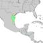 Sideroxylon celastrinum range map 2.png