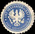 Siegelmarke Amt Braubauerschaft - Kreis Gelsenkirchen W0217478.jpg