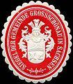 Siegelmarke Siegel der Gemeinde Grossschönau in Sachsen W0219331.jpg