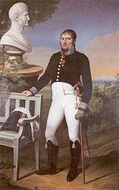 Simon Moritz von Bethmann, 1812. Porträt von Johann Jacob de Lose (1755–1813) (Quelle: Wikimedia)