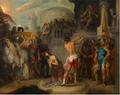 Simon de Vos - The Beheading of St. Paul.png