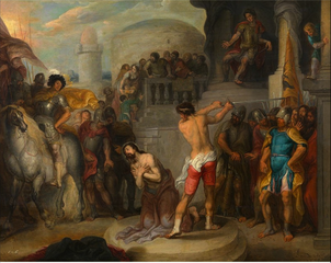 The Beheading of Saint Paul