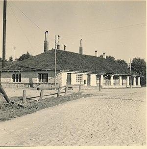 Simuna, Estonia - Simuna inn before WWII.