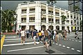 Singapore Raffles Hotel with storm over top-2 (32047254955).jpg