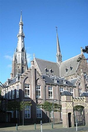 Saint Boniface church, Leeuwarden - Image: Sint Bonifatiuskerk Leeuwarden 09
