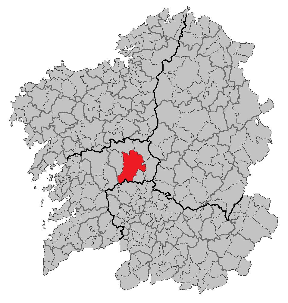 Situacion Lalín