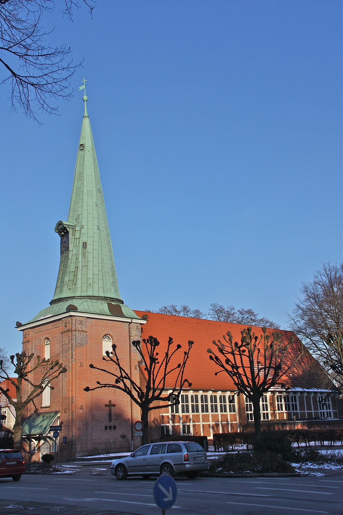 St Johannis Eppendorf