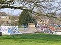Skate Park, Stoke Park - geograph.org.uk - 385262.jpg