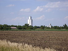Skyline of Lehigh, Kansas.jpg