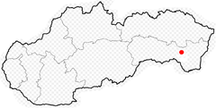 Slovakia with Sečovce.png