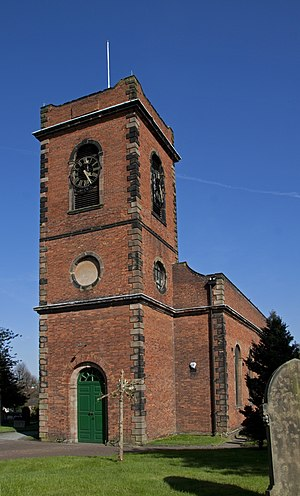 Smethwick Old Church - Image: Smethwick Old Church 2 (4541303332)