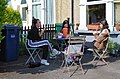Socialising with friends during the Covid-19 lockdown in north London.jpg