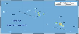 Society Islands - Image: Societyislands