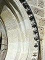 Soissons (02), abbaye Saint-Jean-des-Vignes, réfectoire, décoration des oculi côté sud.jpg