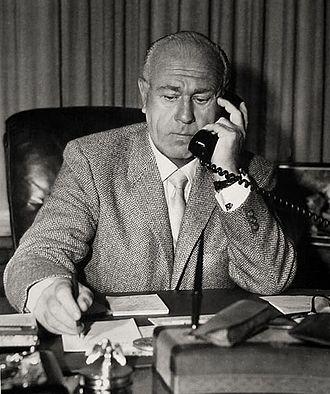 Sol C. Siegel - Siegel in 1958