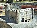 Solmspark Modell der Burg.jpg