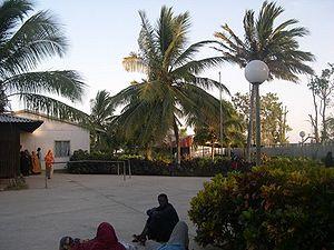 Mogadishu in 2006.