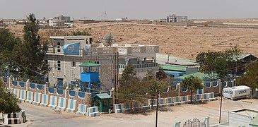 Somalia (Somaliland), Hargeisa, UNHCR-compound