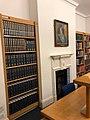 Somerville College Oxford, Library inside.jpg
