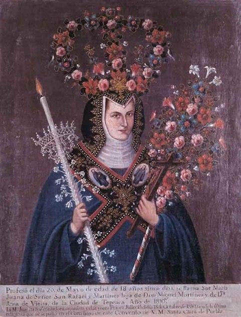 Sor María Juana de Señor San Rafael y Martínez