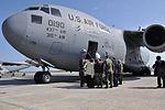 South Carolina CAP cadets check bags.JPG