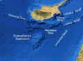 South Cyprus bathymetric features.png