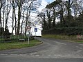 Southern end of Littledales Lane - geograph.org.uk - 1773684.jpg