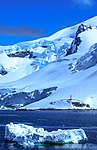 Spectacular cruise in the Gerlache strait, through the Aquirre Passage to Paradise Bay. (25702421170).jpg