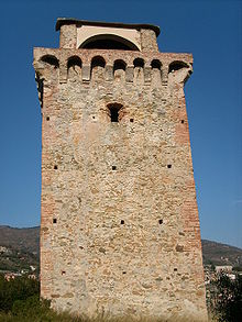 La torre Coreallo