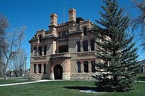 Spring City, Utah - Old Spring City schoolhouse