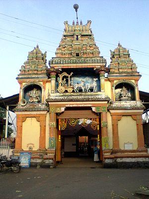 Thodupuzha - Sri Krishna Swami temple